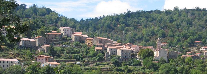 annonces de location maison Corse
