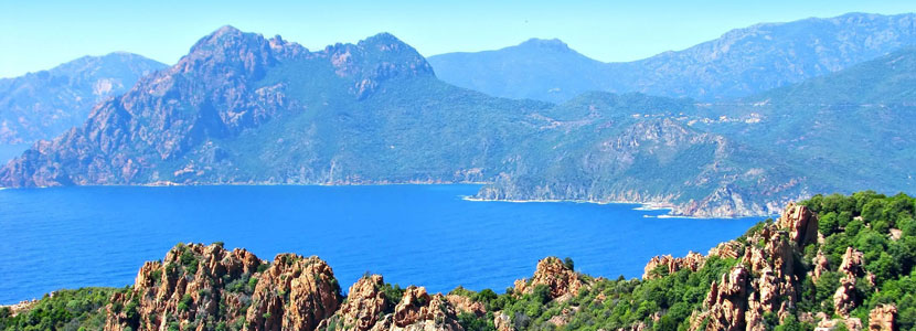 vacances de rêve sur l'ile de beauté