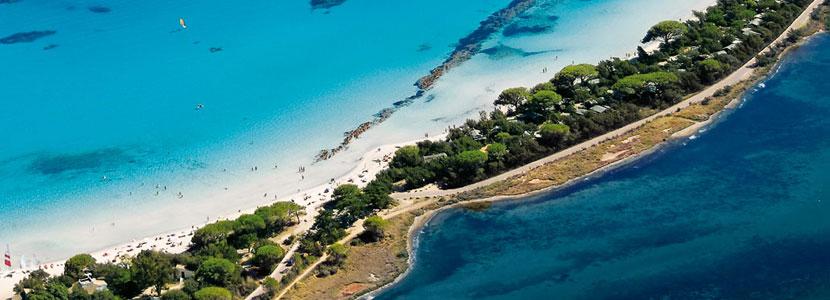 vacances en location saisonnière en Corse